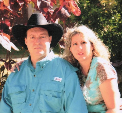 Glen and Lisa Talley, Owners of Mom's Housecleaning.